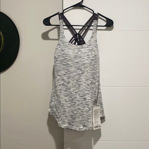 Lululemon moment to movement 2 in 1 tank